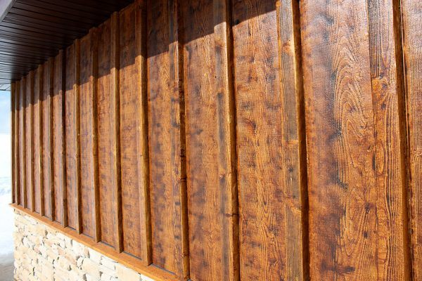 Concrete Log Siding The Better Than Logs Concrete Log